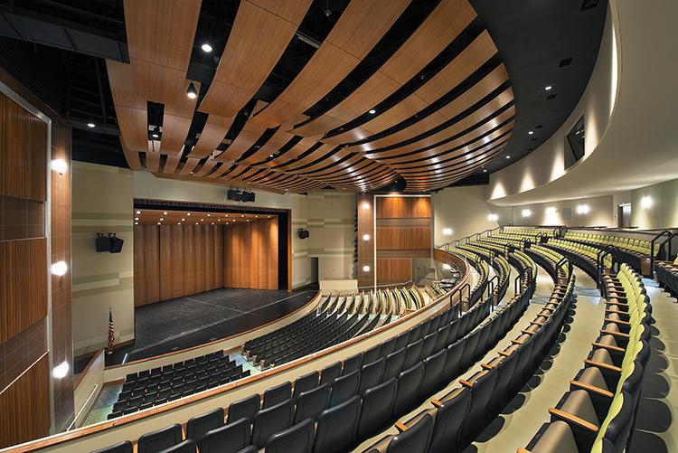 Venue Information Venice Performing Arts Center