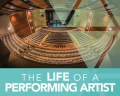 The Life Of A Performing Artist: Performing Arts Panel - March 3 2PM
