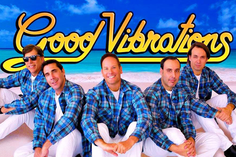 good vibrations a tribute to the beach boys venice performing