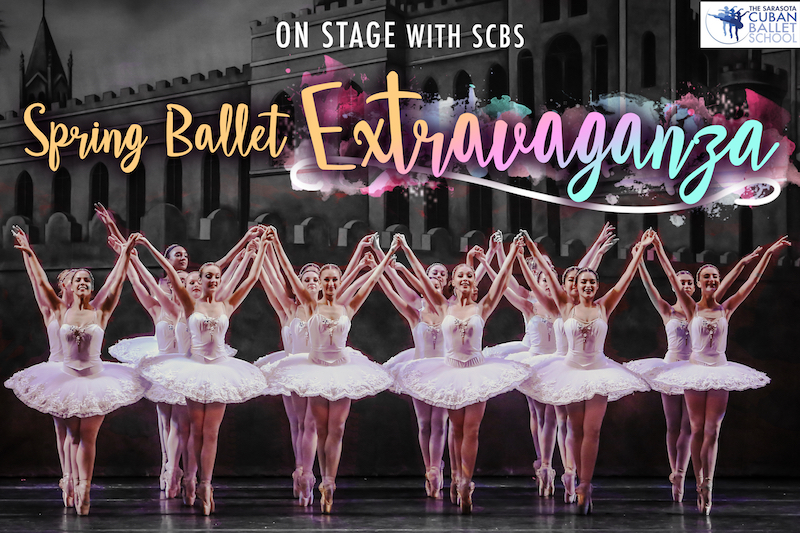 On Stage with SCBS: Spring Ballet Extravaganza