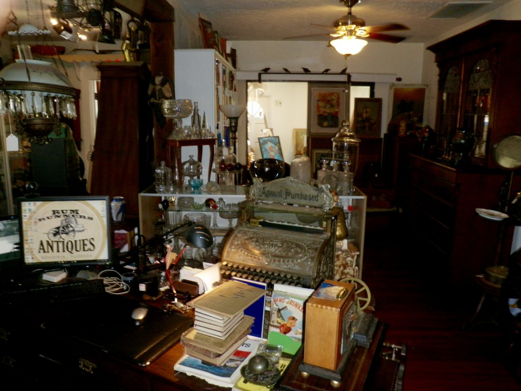 Rum Runners Antiques