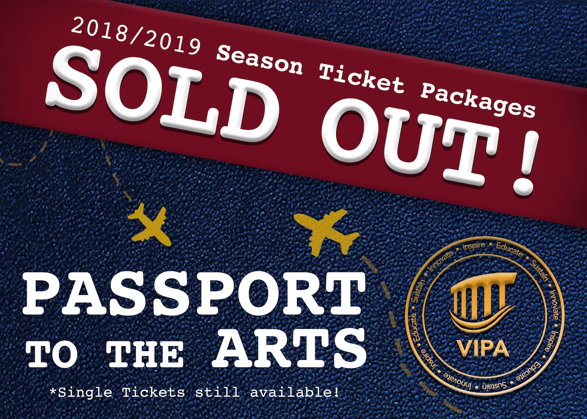2018 Season Tickets Sold Out