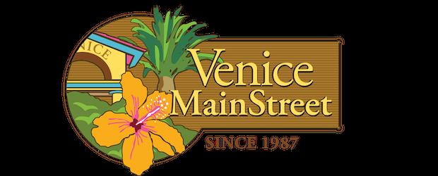 Venice Main Street Logo