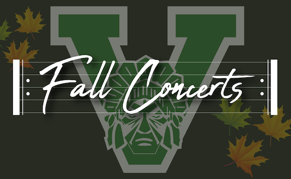 VHS Fall Concerts