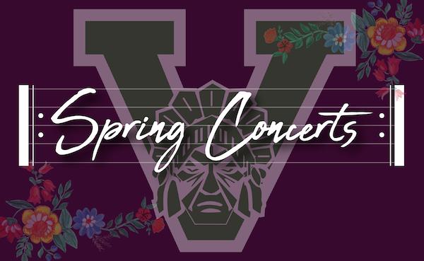 VHS Spring Concerts