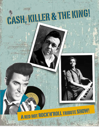 Cash, Killer, and The King