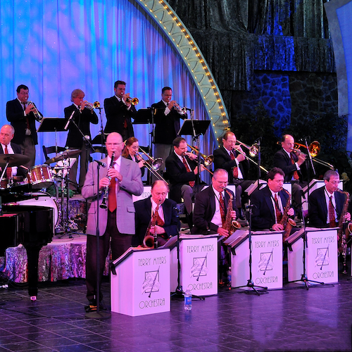 Tribute To The Big Band Generation